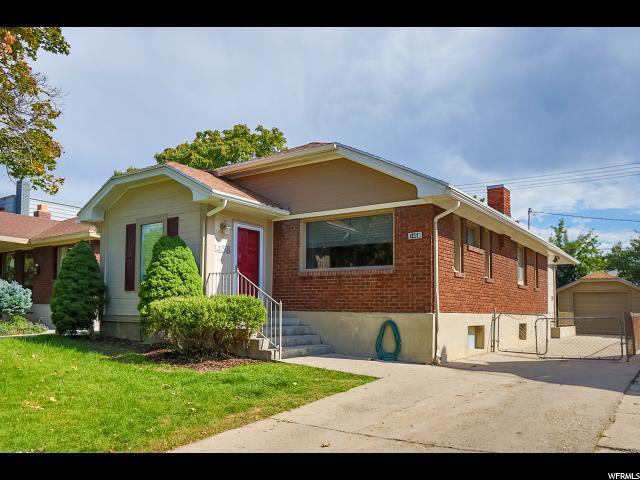 1458 E Hollywood Ave S, Salt Lake City, UT 84105 (#1556593) :: Eccles Group