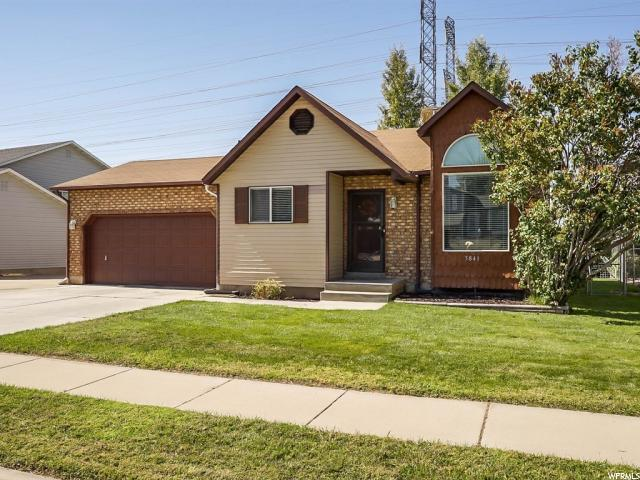 5841 S 3200 W, Roy, UT 84067 (#1556605) :: Exit Realty Success