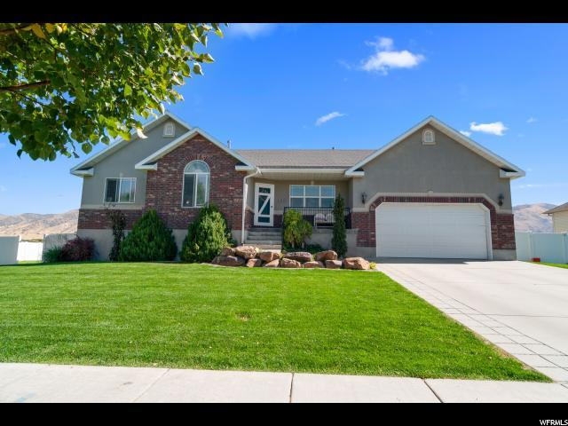 2338 Spring Hollow Cir, Nibley, UT 84321 (#1556617) :: Colemere Realty Associates