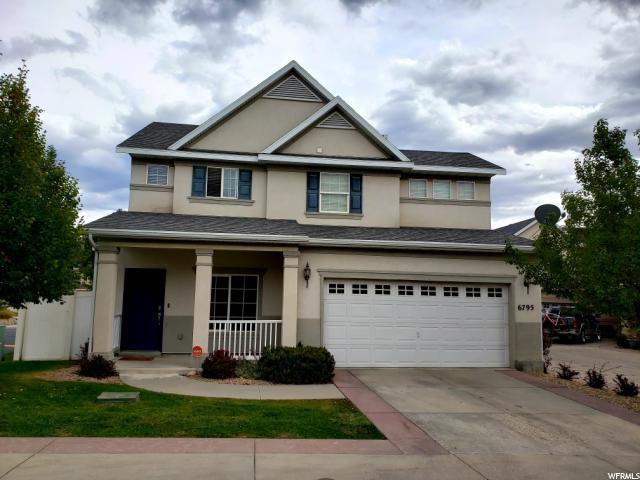 6795 W Callery Ln S, West Jordan, UT 84081 (#1556620) :: Big Key Real Estate