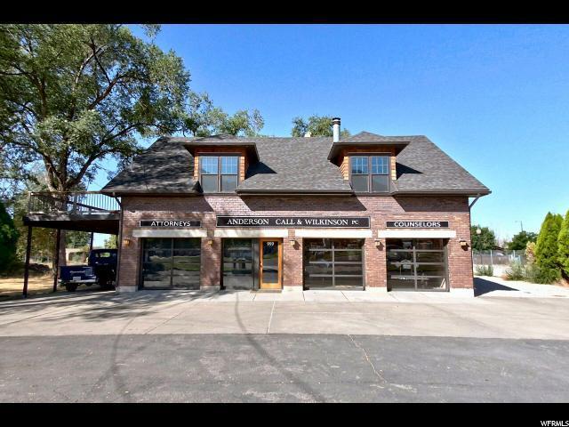 993 N Washington Blvd, Harrisville, UT 84404 (#1556644) :: Colemere Realty Associates