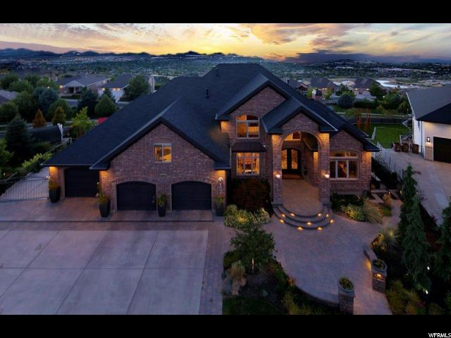 14032 S Canyon Vista Ln E, Draper, UT 84020 (#1556673) :: Colemere Realty Associates