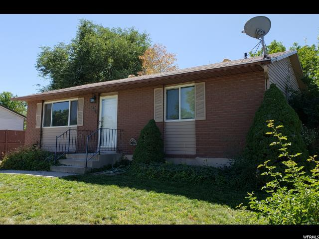 4806 S Townsend Way W, Salt Lake City, UT 84118 (#1556682) :: Exit Realty Success