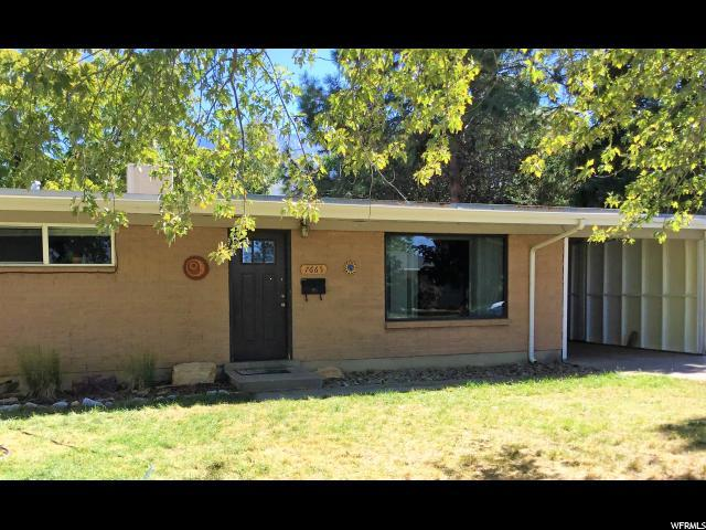 7665 S 2325 E, Cottonwood Heights, UT 84121 (#1556741) :: Colemere Realty Associates