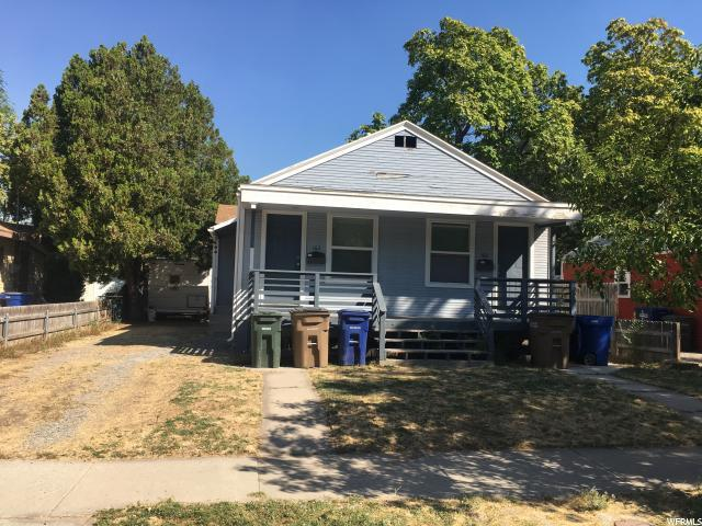 160 W Paxton S, Salt Lake City, UT 84101 (#1556760) :: Colemere Realty Associates