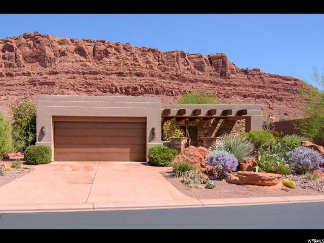 2336 W Entrada Trl #33, St. George, UT 84770 (#1556762) :: Colemere Realty Associates