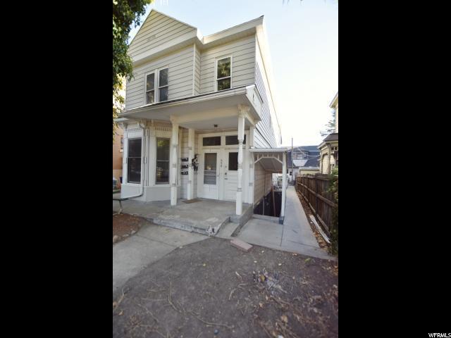 658 E 3RD Ave, Salt Lake City, UT 84103 (#1556781) :: Colemere Realty Associates