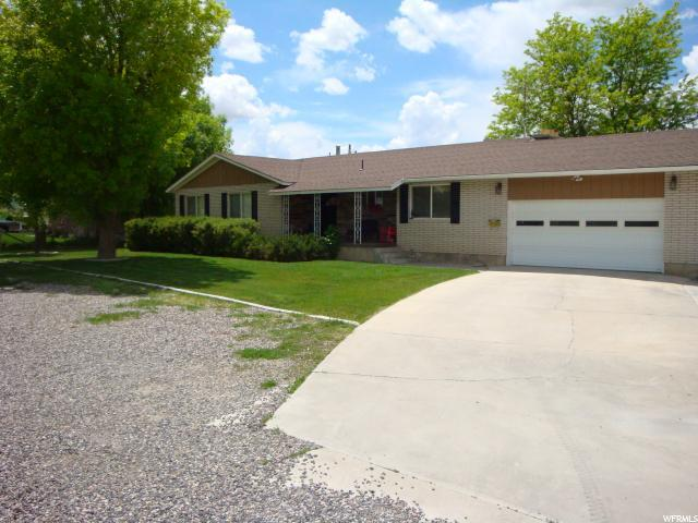 106 S 400 W, Manti, UT 84642 (#1556803) :: Colemere Realty Associates