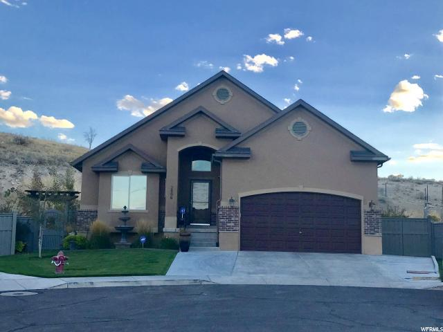 2806 E Hideout Dr, Eagle Mountain, UT 84005 (#1556809) :: Red Sign Team
