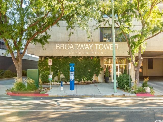 230 E Broadway S #1204, Salt Lake City, UT 84111 (#1556824) :: goBE Realty