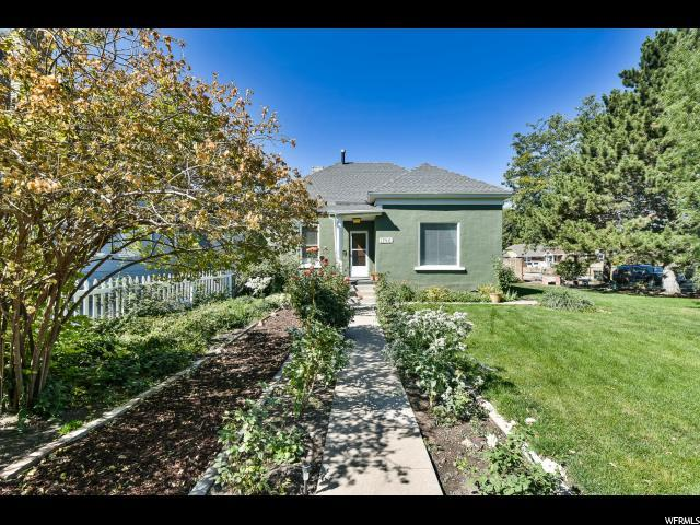 1796 S 300 E, Salt Lake City, UT 84115 (#1556834) :: Colemere Realty Associates