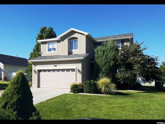 5988 W Champlain Way S, Herriman, UT 84096 (#1556846) :: Eccles Group
