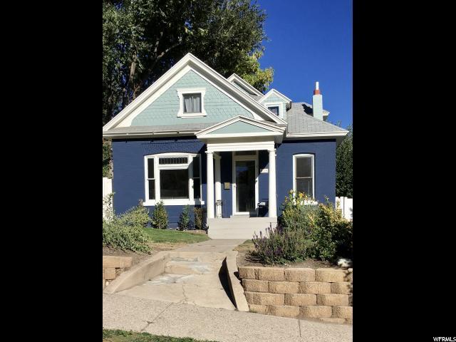 428 N H St E, Salt Lake City, UT 84103 (#1556861) :: Colemere Realty Associates