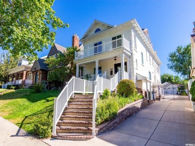 328 N L St, Salt Lake City, UT 84103 (#1556898) :: Colemere Realty Associates