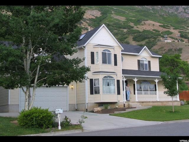 1244 N Oak Hill Cir, Provo, UT 84604 (#1556903) :: Colemere Realty Associates