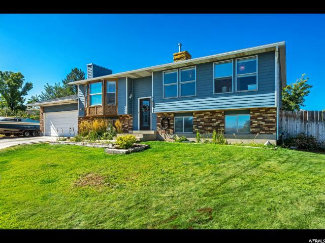 6153 W Rishel Cir, West Valley City, UT 84128 (#1556932) :: Colemere Realty Associates
