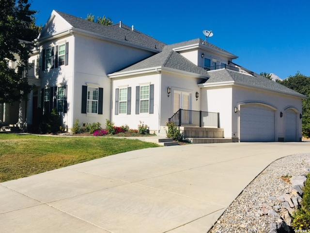 6102 W Dry Creek Ln N, Highland, UT 84003 (#1556959) :: Bustos Real Estate | Keller Williams Utah Realtors