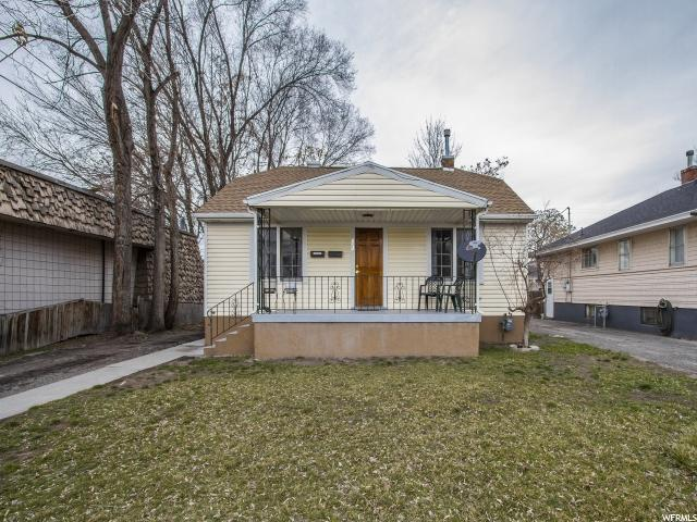 121 E Whitlock Ave, Salt Lake City, UT 84115 (#1556996) :: Colemere Realty Associates