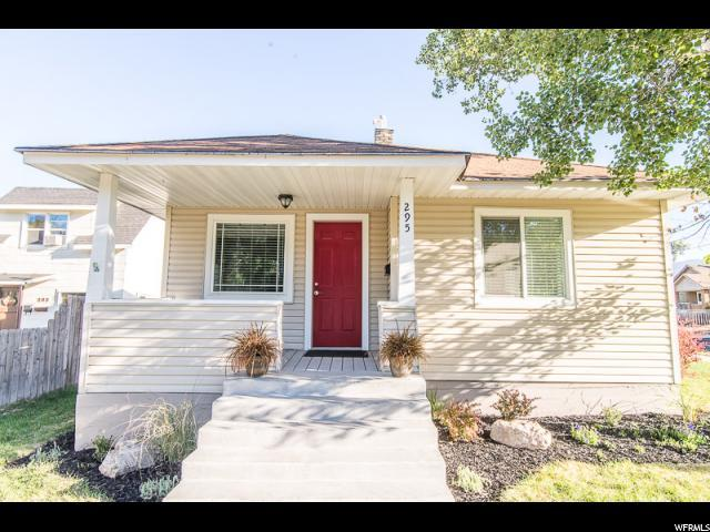 295 E 300 S, Logan, UT 84321 (#1557027) :: Colemere Realty Associates