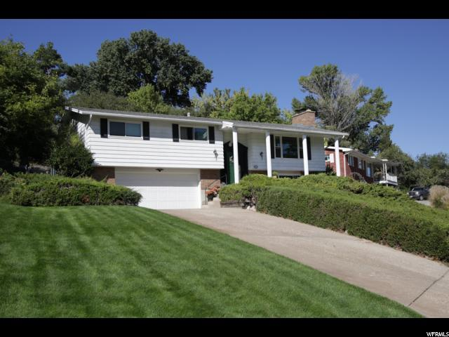 4891 S Burch Creek Rd, South Ogden, UT 84403 (#1557034) :: Colemere Realty Associates
