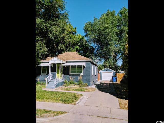 525 E 2700 S, Salt Lake City, UT 84106 (#1557063) :: Colemere Realty Associates
