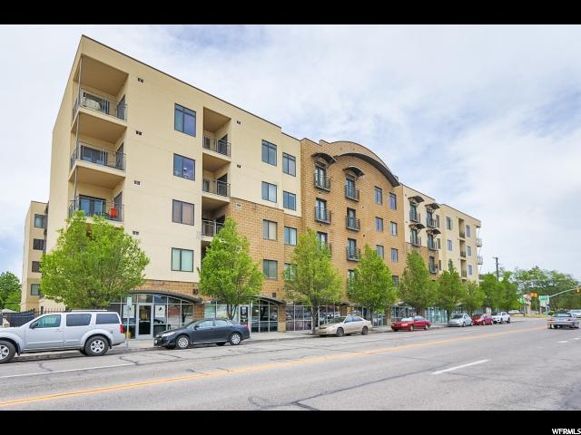 2150 S Main St W #413, Salt Lake City, UT 84115 (#1557280) :: Big Key Real Estate
