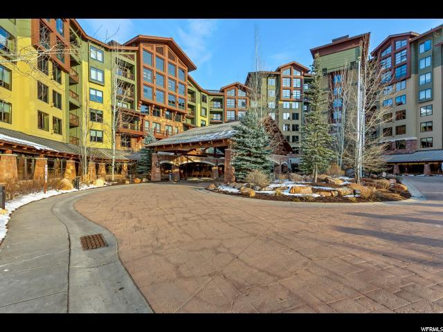 3855 Grand Dr #234, Park City, UT 84098 (#1557288) :: The Fields Team