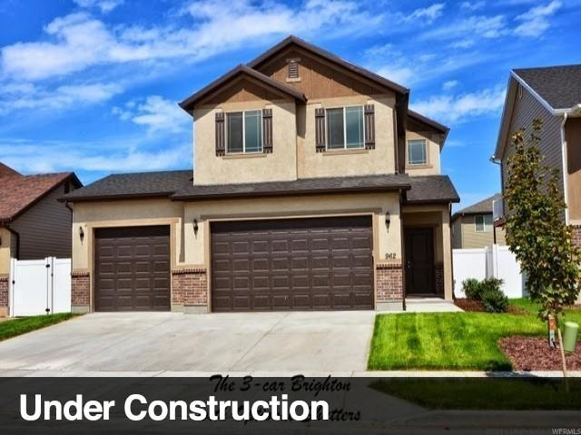 2046 E Rich Rock Rd #638, Lake Point, UT 84074 (#1557294) :: Red Sign Team