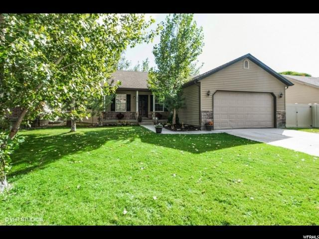 1856 E Revere Way N, Eagle Mountain, UT 84005 (#1557304) :: Red Sign Team