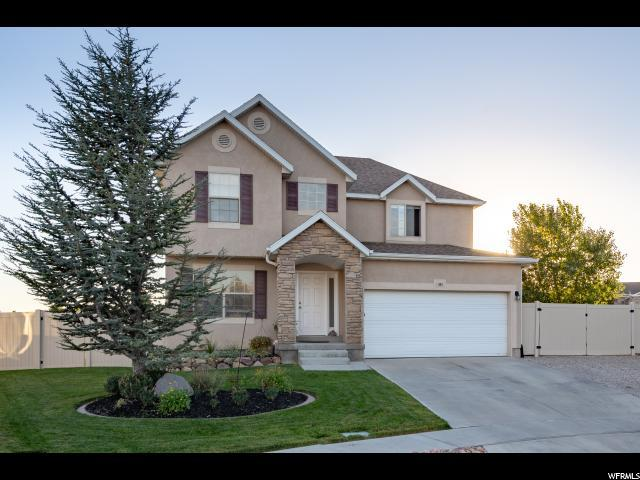 483 W Granary Pl, Saratoga Springs, UT 84045 (#1557372) :: Big Key Real Estate