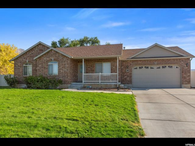 58 E 500 N, Santaquin, UT 84655 (#1557462) :: Big Key Real Estate