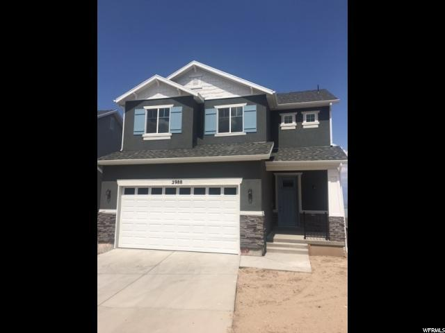 3039 S Red Pine Dr W #2520, Saratoga Springs, UT 84045 (#1557501) :: RE/MAX Equity