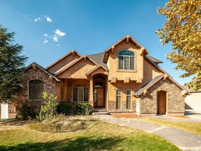 5842 W Emmeline, Herriman, UT 84096 (#1557504) :: Big Key Real Estate