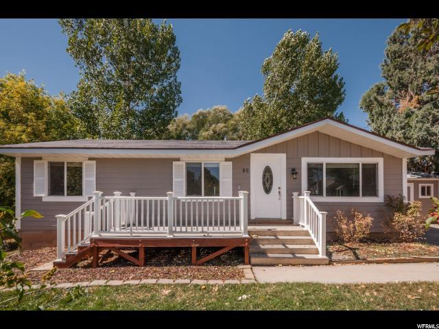 86 S 200 W, Midway, UT 84049 (#1557527) :: Exit Realty Success