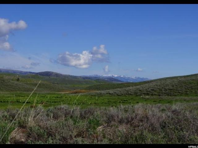 66 Ant Flat Rd, Paradise, UT 84328 (#1557639) :: The One Group