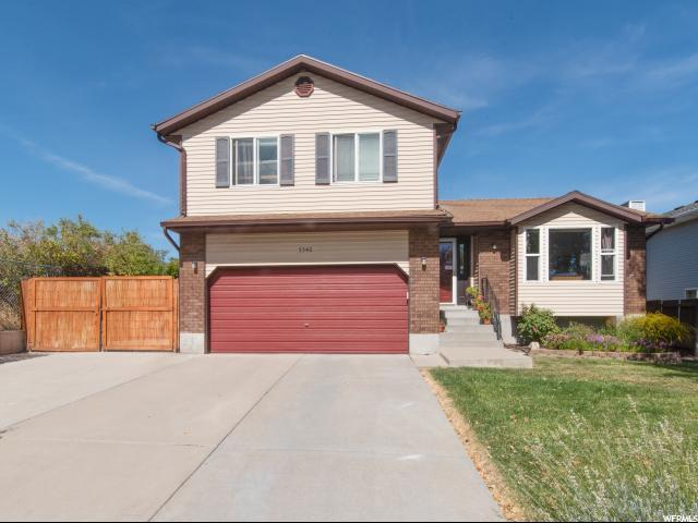 5540 W Balsa Ave, West Jordan, UT 84084 (#1557656) :: Exit Realty Success
