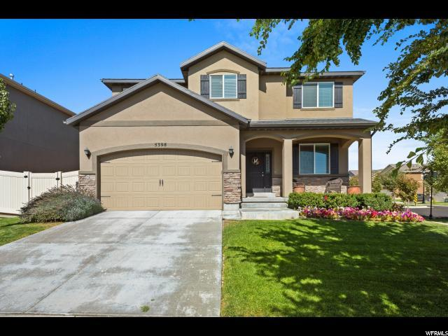 5398 Meadowside Dr, Herriman, UT 84096 (#1557724) :: RE/MAX Equity