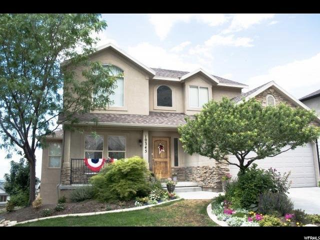 10345 N Avondale Dr, Cedar Hills, UT 84062 (#1557756) :: Big Key Real Estate