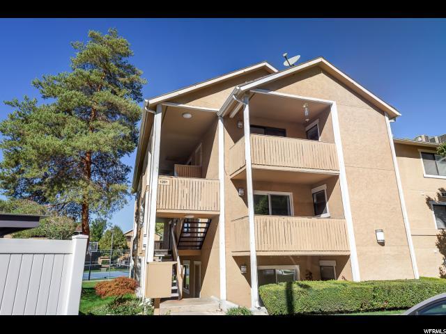 1281 E Ridge Meadow Ln S 8D, Midvale, UT 84047 (#1557797) :: Big Key Real Estate