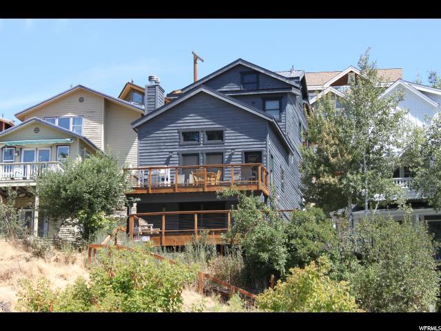 226 S Marsac W, Park City, UT 84060 (#1557803) :: Big Key Real Estate