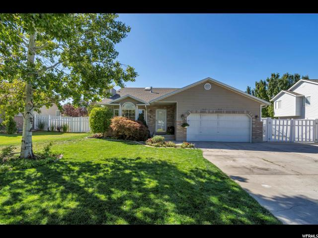 7502 S Misty Hollow Way W, West Jordan, UT 84084 (#1557851) :: Big Key Real Estate