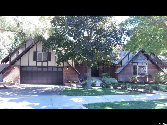 900 N East Capital Blvd E, Salt Lake City, UT 84103 (#1557895) :: Action Team Realty