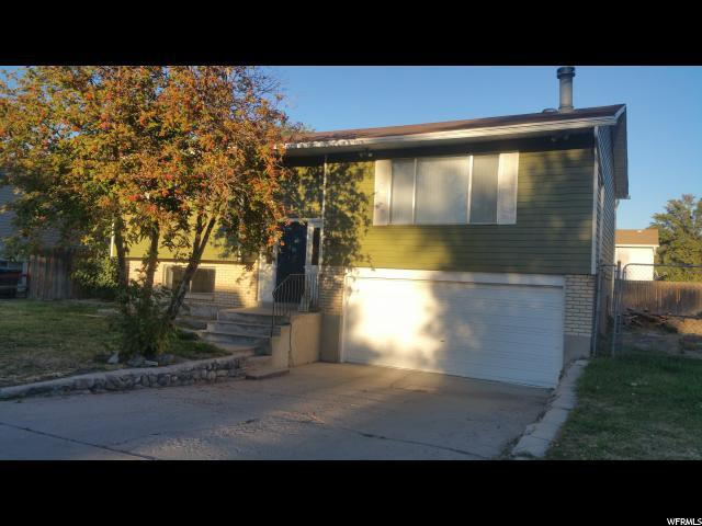 832 N Sir Philip Dr W, Salt Lake City, UT 84116 (#1558000) :: Big Key Real Estate