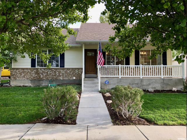 2096 E Spring St, Eagle Mountain, UT 84005 (#1558045) :: RE/MAX Equity