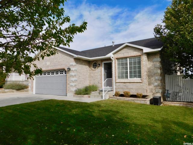 5624 W Prospero Ln S, Herriman, UT 84096 (#1558078) :: Bustos Real Estate | Keller Williams Utah Realtors