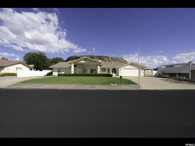 1632 Shivwits Dr, Bloomington, UT 84790 (#1558232) :: Big Key Real Estate