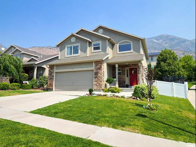 10454 N Sugarloaf Dr W, Cedar Hills, UT 84062 (#1558246) :: Exit Realty Success