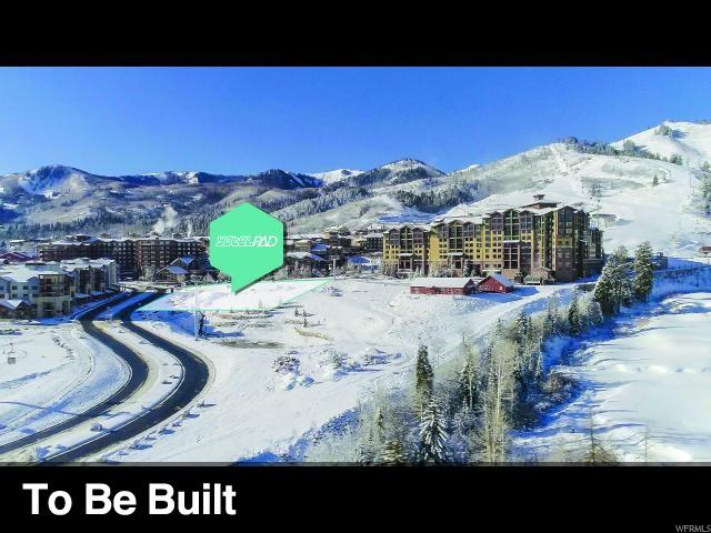 2670 Canyons Resort Dr #437, Park City, UT 84098 (#1558295) :: Big Key Real Estate