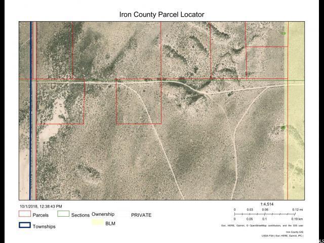 Address Not Published, Beryl Junction, UT 84714 (#1558343) :: Big Key Real Estate