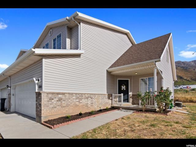 184 N 700 E, Santaquin, UT 84655 (#1558376) :: Big Key Real Estate